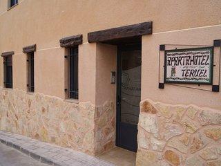 Apartamento 2 habitaciones max. 6 personas, Teruel