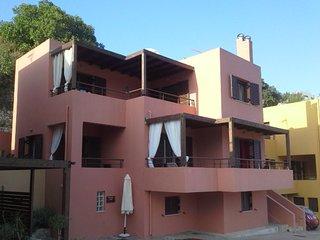 Villa Savory - entre Chanie et Rethymnon - vue exceptionnelle