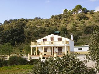 Enchanting country house with private pool Ronda