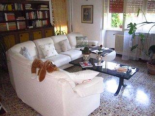 Spazioso appartamento vicino al lago con giardino, Laveno-Mombello