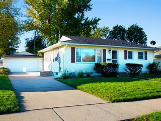 The house rental close to Mayo Clinic and St Marys, Rochester