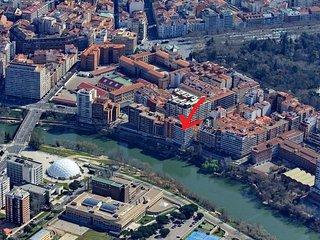 Piso centro de 4 a 10 personas, Valladolid