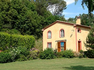 4 bedroom Villa in Gasparrino, Tuscany, Italy : ref 5029707