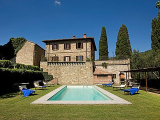 7 bedroom Villa in Rufina, Florence Countryside, Italy : ref 2008677