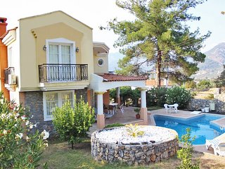 Three bedroom secluded villa for 6 people, Yesiluzumlu