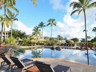 Studio villa in Westin Princeville Kauai