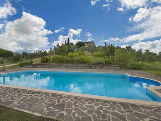 5 bedroom Villa in Case Bardi, Tuscany, Italy : ref 5055921