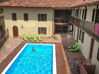 3 bedroom Apartment in Molinasso, Piedmont, Italy : ref 5027632