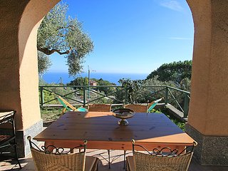 3 bedroom Villa in Finale Ligure, Liguria, Italy : ref 5036491