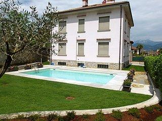 Villa Alda #10363, Laveno-Mombello