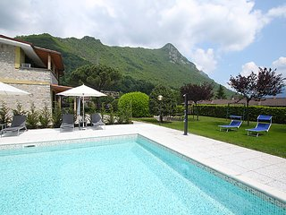2 bedroom Apartment in Rocca d'Anfo, Lombardy, Italy : ref 5054485