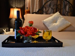 Add a romance package to your stay!