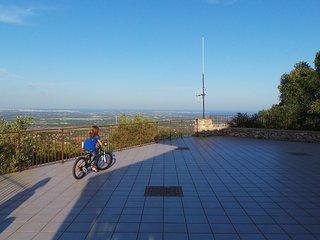 Villa panoramica tra Sr e Noto a 6 minuti dal mare con wifi gratuito