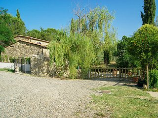3 bedroom Villa in Volterra, Tuscany, Italy : ref 5084035