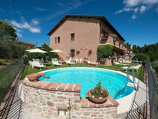 2 bedroom Apartment in Pancole, Tuscany, Italy : ref 5055376