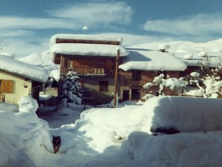 2 bedroom Villa in Sauze d'Oulx, Piedmont, Italy : ref 5054630