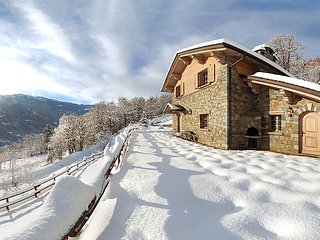 3 bedroom Villa in Grosotto, Lombardy, Italy : ref 5060296