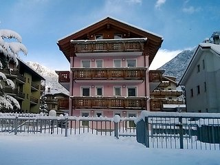 2 bedroom Apartment in Bormio, Lombardy, Italy : ref 5034376