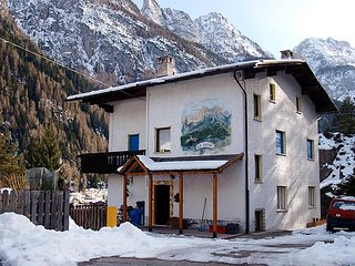 2 bedroom Apartment in Alleghe, Veneto, Italy : ref 5054675