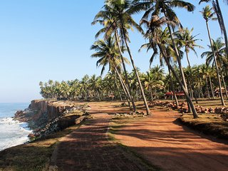Once Upon a Time, Varkala 'By Room'