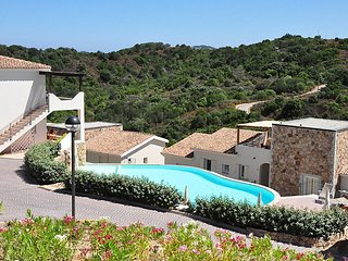 2 bedroom Apartment in Baia Sardinia, Sardinia, Italy : ref 2298567