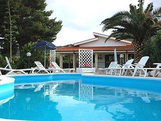 5 bedroom Villa in Castellamare del Golfo, Sicily, Italy : ref 2243271