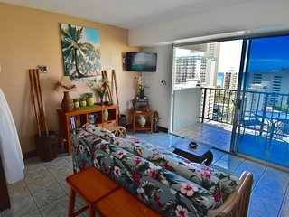 Jenny's Pineapple Cottage. Ocean view Double lanais,,central AC Sleep4 . parking