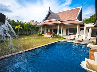 Villa privee NokSawan, 2chambres,piscine,Phuket