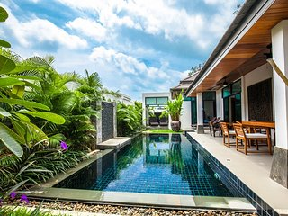 Villa privee Emotion two, 3chambres,piscine,Phuket