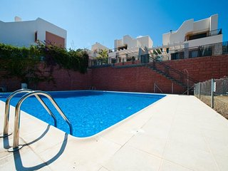 Modern 3 bedroom house with common swimming pool
