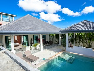 Villa privee Shalimar, 2chambres, piscine, Phuket