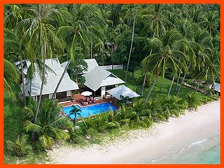 Villa 119 - Quiet sandy beach great for families, Laem Set