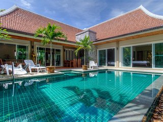 Lotus - Big 3 Bedrooms Pool Villa Nice Garden