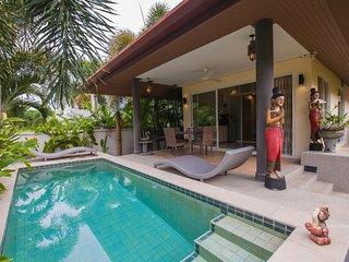 Villa privée Volnay, 1 chambre, piscine, Phuket
