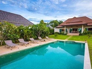 Villa Karudina, 6pers. piscine, Phuket