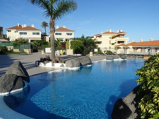 Holiday apartment with lovely sea views, Puerto de la Cruz