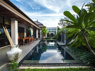 Villa privée Emotion one, 6pers. piscine, Phuket, Ciudad de Phuket