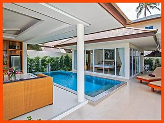 VILLA 86 - VERY PRIVATE WITH POOL, Plai Laem