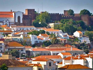 Coaly White Apartment, Silves, Algarve