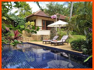 Villa 56 - Walk to beach (2 BR option) continental breakfast included