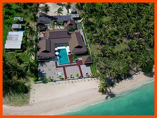 Villa 113 - Quiet sandy beach great for families, Laem Set