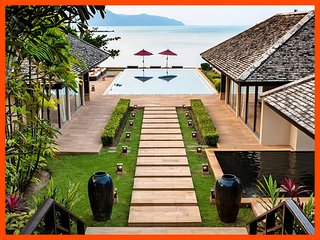 Villa 102 - Beach front luxury with Thai chef service