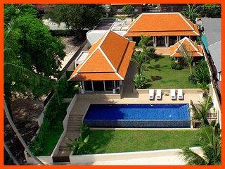 Villa 124 - Beach front walk to bars and restaurants, Bophut