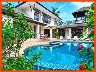 VILLA 110 - NEXT TO BANG POR BEACH, Mae Nam