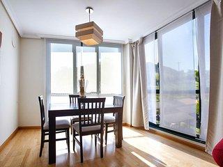 Apartamento de 2 hab en Cangas de Onis con WIFI, Garaje, Cuna, Supletoria