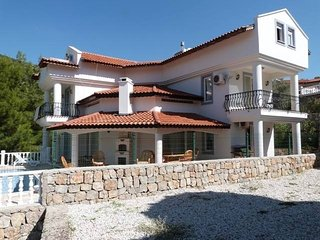 Stunning 6 Bedroom Villa with private pool, Yesiluzumlu