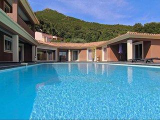 Villa Piazze - Luxueuse villa, vue imprenable sur les montagnes