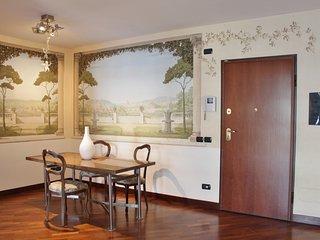 Appartamento Leonardo 2 camere, Fiumicino