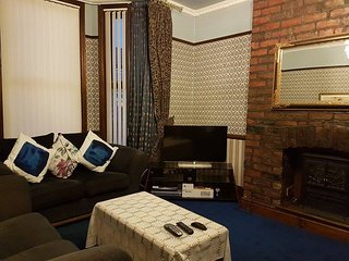 Lovely run of House in the Heart of Liverpool