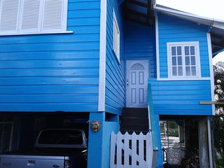 Holidayrental One Love Cottage Tobago Upstairs Apt, Mount Irvine